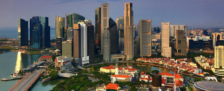 Singapur – Australien – Bali